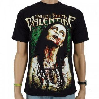 Bullet For My Valentine   Dead Girl Band T Shirt, schwarz