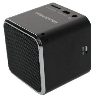 MusicMan TXX3527 Mini Soundstation (MP3 Player, Stereo Lautsprecher