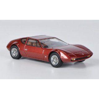 Monteverdi Hai 450 SS, kupfer, 1971, Modellauto, Fertigmodell, Neo 1