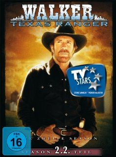 Walker, Texas Ranger   Season 2.2 (4 DVDs) Chuck Norris