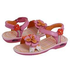 Stride Rite TT Julie (Toddler) Rose/Ballerina/Cantaloupe Sandals