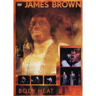 James Brown   Body Heat James Brown Filme & TV