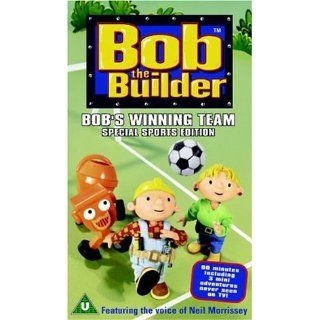 Bob the Builder [VHS] [UK Import] Rob Rackstraw, Kate Harbour, Neil