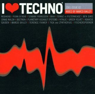 Love Techno 2001 Issue 02 Musik