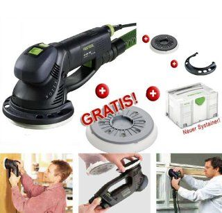 FESTOOL Getriebe Exzenterschleifer ROTEX RO 150 FEQ PLUS + GRATIS