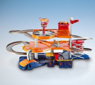 Hot Wheels B3133 0   Mega Garage, inkl. 2 Hot Wheels