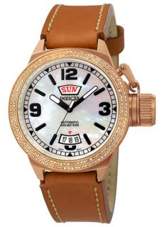 Invicta Womens Lady Corduba Diamond Watch