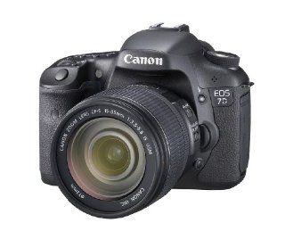 Canon EOS 7D SLR Digitalkamera 3 Zoll inkl. EF S Kamera