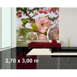 Fototapete Kirschblüte Nr. FT2   Tapete Foto Wandgestaltung Größe