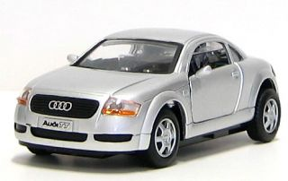 32 Infrared Remote Control Die Cast Audi TT