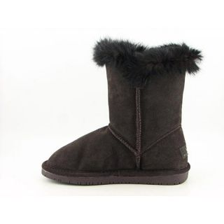 Bearpaw Womens Mackenzie Brown Boots