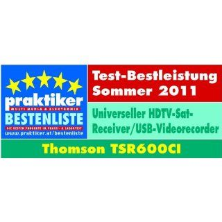 Thomson TSR600 CI+ Digitaler High Definition Satelliten