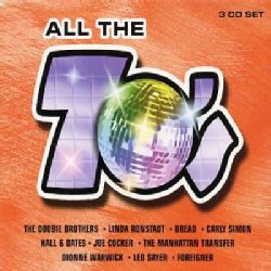 Various Artists   All The 70`s
