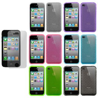 Apple iPhone 4 Diamond TPU Case