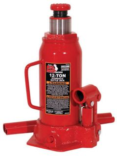 Torin Big Red 12 ton Bottle Jack (Set of 2)