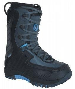 Limited Womens Lyric Black Snowboarding Boots