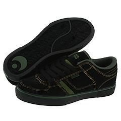 Osiris Chino Low Black/Green/Black