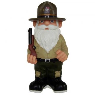United States Marines 11 inch Thematic Garden Gnome