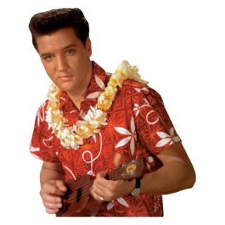 Paper House Elvis Blue Hawaii Puzzle   Jigsaw Puzzles