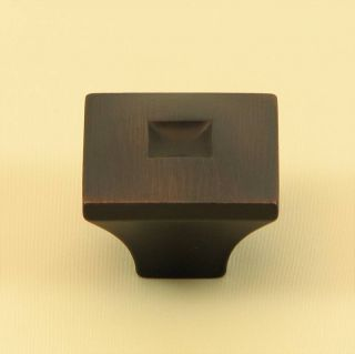 This item Stone Mill Hardware Spade Oil Rubbed Bronze Cabinet Knobs