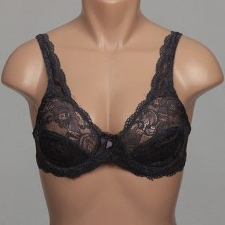 Rene Rofe Womens Lace Underwire Bras (Pack of 2)