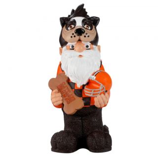 Cleveland Browns 11 inch Thematic Garden Gnome
