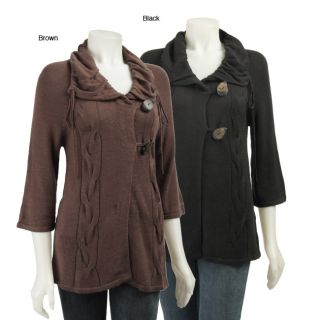 Style Fusion Womens Fly Away Cardigan
