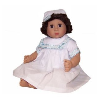 Molly P. Originals Catrina 18 in. Doll with Open Close Eyes   Baby