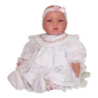Molly P. Originals Baby Lisa 18 in. Doll with Accessories   Baby Dolls