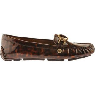 Womens Anne Klein Grandly Brown Tortoise Synthetic