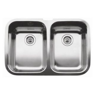 Blanco Niagara Double Bowl Kitchen Sink   Kitchen Sinks