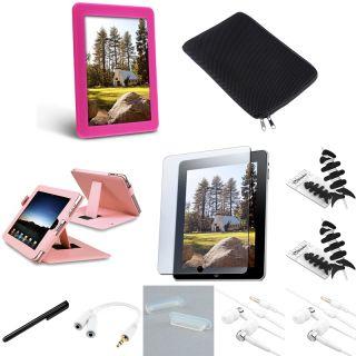 BasAcc Case/ Headset/ Splitter/ Protector/ Sleeve for Apple iPad 1
