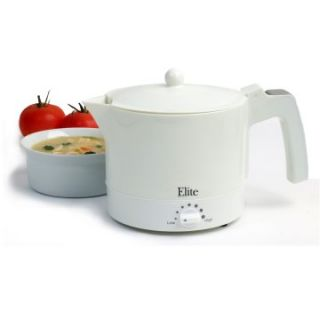 Maxi Matic EHP 001 Elite Cuisine 32 oz. Electric Hot Pot with Egg