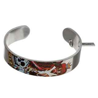 Ed Hardy New York City Cuff Bracelet