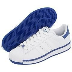 adidas Originals Superstar 2 Running White/Collegiate Royal Athletic