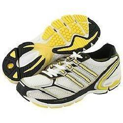 adidas Running adiZero™ Tempo Running White/Metallic Silver/Neon