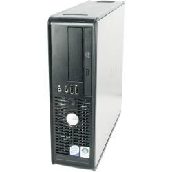 Dell Optiplex 745 3.4GHz 80GB Desktop Computer with 17 inch Dell LCD