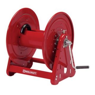 Reelcraft Heavy Duty Hand Crank 3/4 in. Hose Reel   100 ft. at