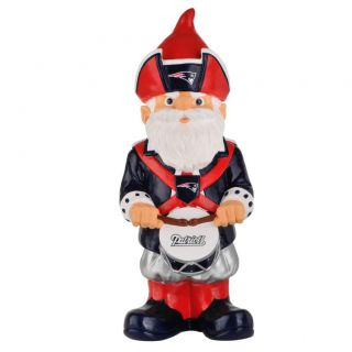 New England Patriots 11 inch Thematic Garden Gnome