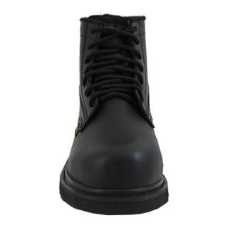 Mens AdTec 1587 Uniform Boots 6in Black