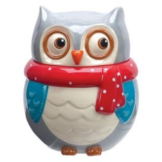 Boston Warehouse Snowy Owls Cookie Jar
