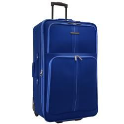 Travel Select Oregon 4 piece Expandable Luggage Set