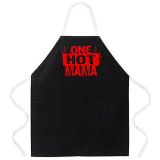 Attitude Aprons One Hot Mama Apron