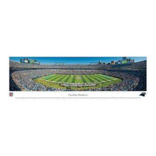 Blakeway Panoramas Carolina Panthers Unframed NFL Wall Art at
