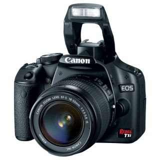 Canon Digital Rebel T1i 15.1MP Digital SLR Camera (Refurbished
