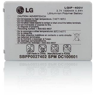 LG LGIP 400V Battery for VS750 Fathom and VS740 Ally (OEM)