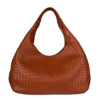Bottega Veneta Large Campana Leather Hobo Bag