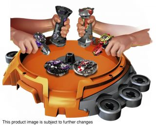 Mega Bloks Striker Battle Tournament Toy Set