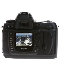 Nikon D70S Digital SLR Camera Body Only (Refurbished)
