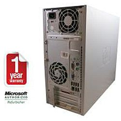 HP DC5800 MT 2.66GHz 750GB Microtower Computer (Refurbished